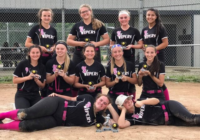 Vipers Travel Softball - (Victor, NY) - powered by LeagueLineup com