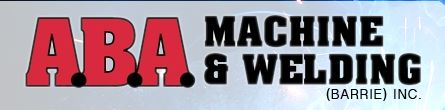 A.B.A. Machine & Welding (Barrie) Inc.