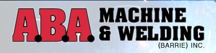 A.B.A. Machine & Welding (Barrie) Inc.
