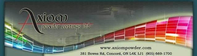 Axiom Powder Coating Ltd.
