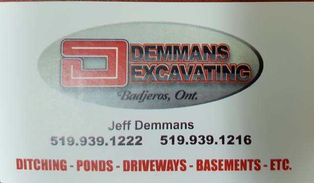Demmans Excavating Inc.
