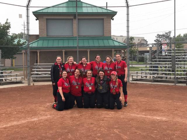 Barrie And District Girls Softball Association - (Barrie, ON