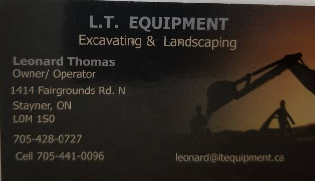 LT Equipment
