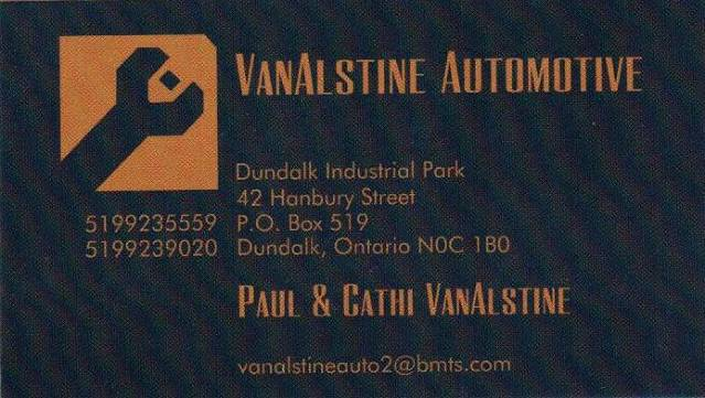 VanAlstine Automotive