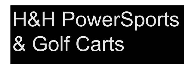 H & H PowerSports & Golf Carts