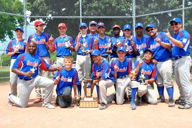 West Hill Bantam Select Tournament Champions