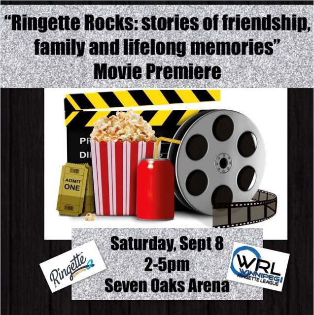 Ringette Rocks Movie Premiere - Sept 8, 2018
