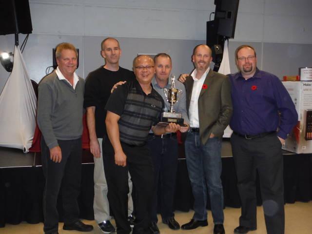 2015 MMSSPL Regular Season Championship Trophy