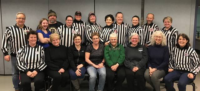 2019-2020 Timekeepers and Referees