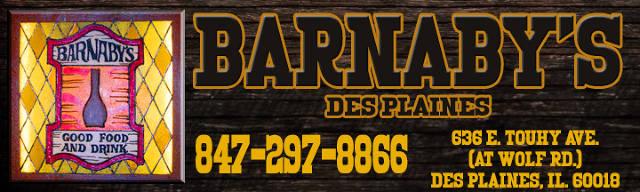 Barnaby's Pizza