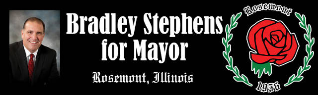 Brad Stephens for Mayor