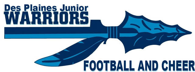 Des Plaines Junior Warriors Football and Cheer