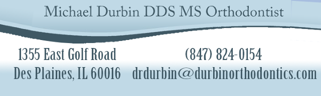 Michael G Durbin Orthodontist