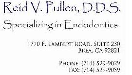 Reid Pullen D.D.S.