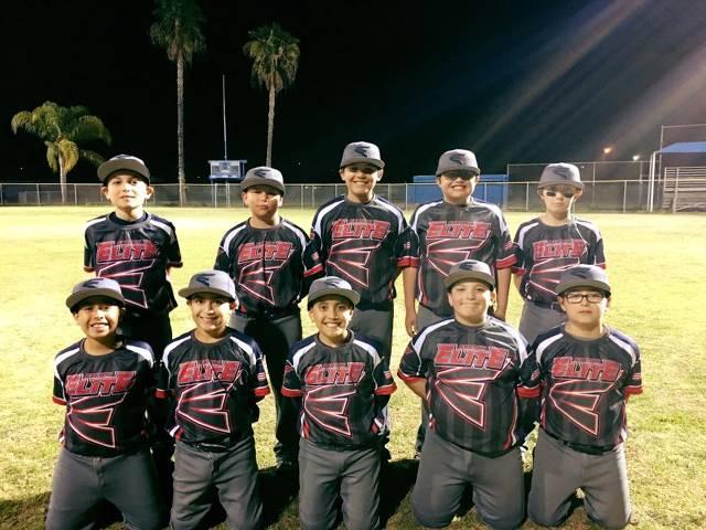 EASTON ELITE BASEBALL (12U) - (La Habra, CA) - powered by