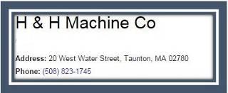 H & H Machine