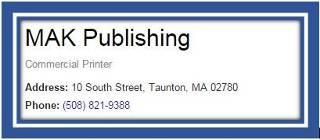 MAK Publishing