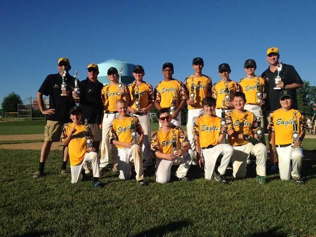 12u Emmorton Eagles Baseball Bel Air Md Powered By Leaguelineup Com