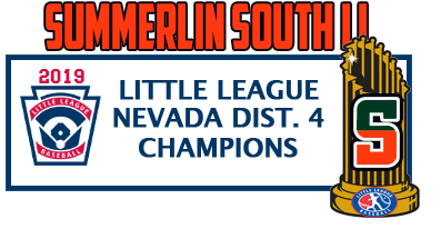 Nevada District 4 Little League - (Las Vegas, NV) - powered