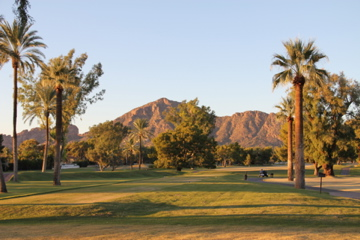 Arizona Country Club-Home of the Arcadia High School Varsity Golf Team