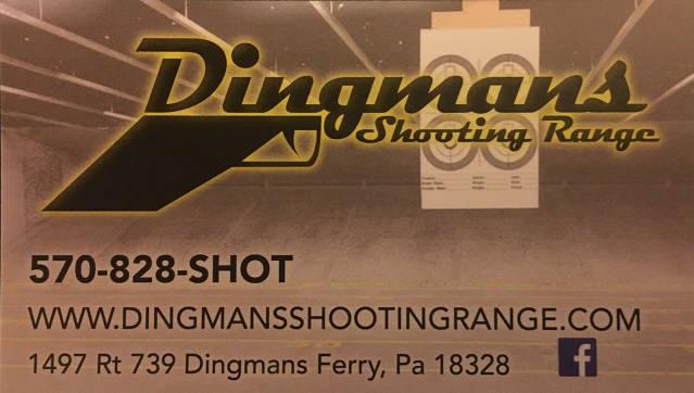 Dingmans Shooting Range