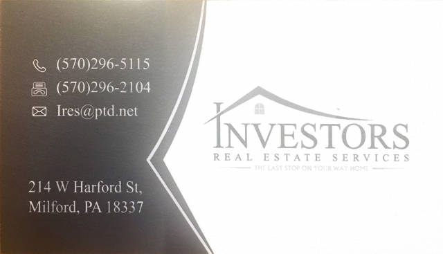 Investors Real Estate Services