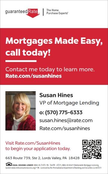 Susan Hines - Guaranteed Rate