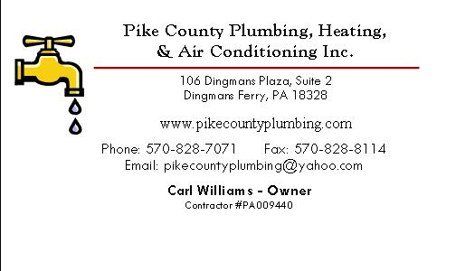 Pike County Plumbing, Heating, & Air Conditioning