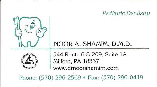 Noor A. Shamim, D.M.D.