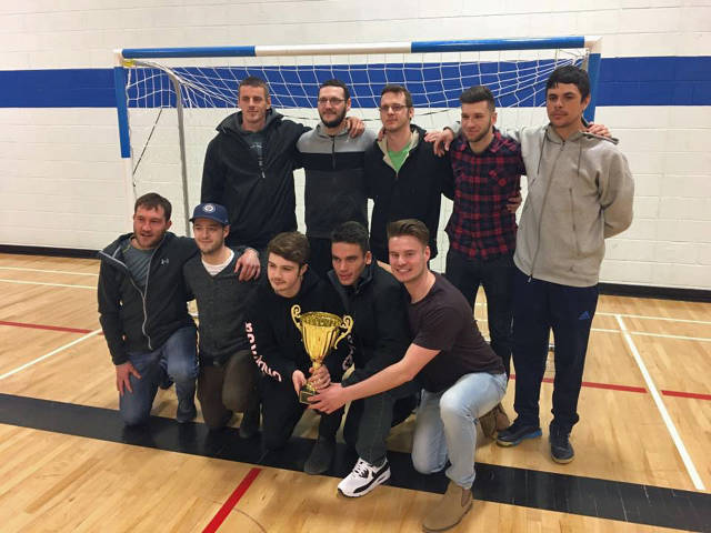Congratulations to Inter IFC for winning the Men''s Division 1 Championship