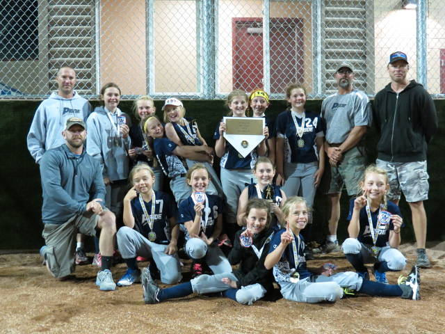 The 2016 Cody Pride 10U Team defeated Gillette to claim the Wyoming ASA 10U B Division Championship