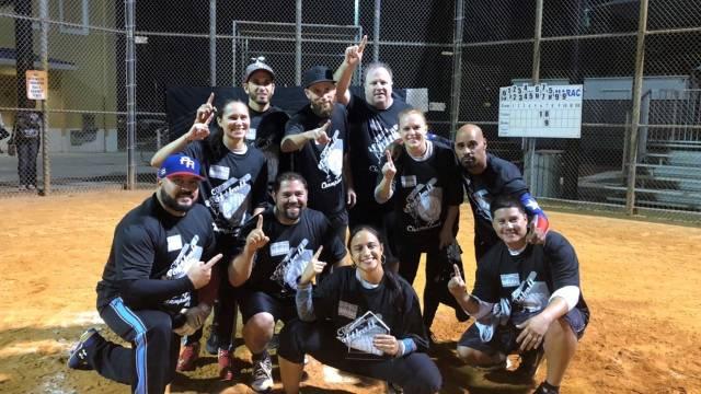 Tamarac Adult Co-Ed Softball League - (Tamarac, FL