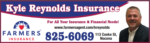 Kyle Renolds Insurance - Farmers