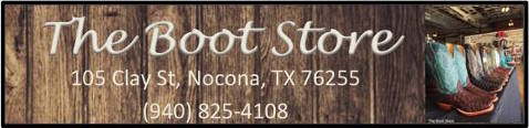 The Boot Store of Nocona