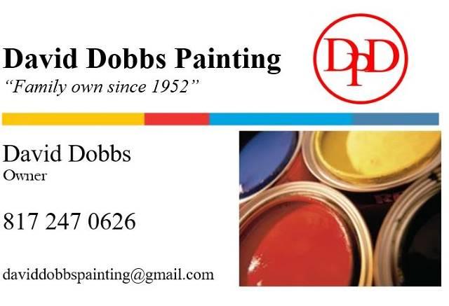 David Dobbs Painting