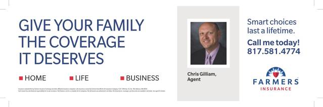 Farmers Insurance - Chris Gilliam