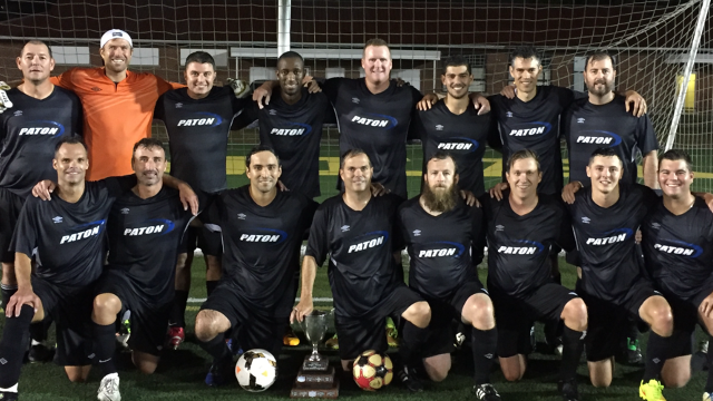 2017 Cosmos Cup Champs - Paton Controls