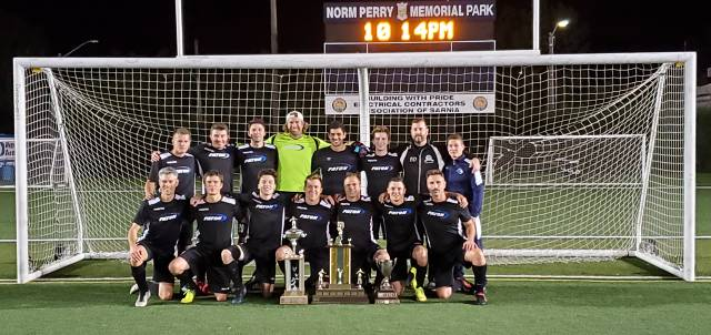 2019 Cosmos Cup Champs - Paton Controls