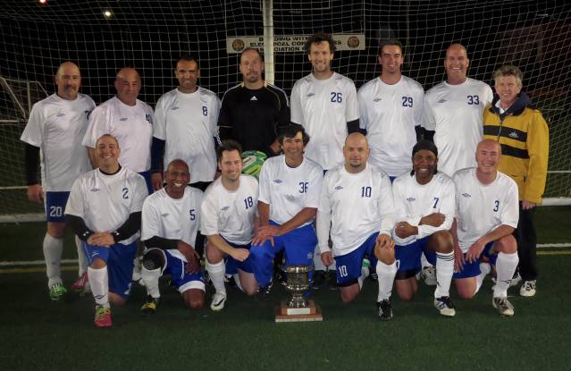 2015 Over 35 Consolation Cup Champs - Esso