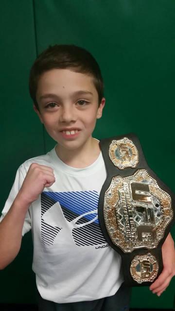 Congrats Quentin! November 9-13