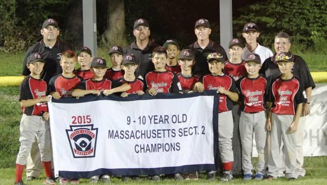 10U Massachusetts Sect 2 Champs
