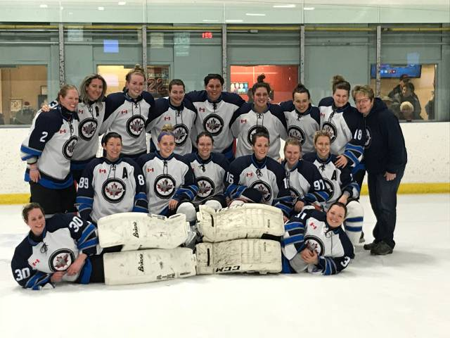 Golden Horseshoe Womens Hockey League Ghwhl Ancaster On