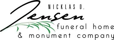 Nicklas D Jensen Funeral Home & Monument Company