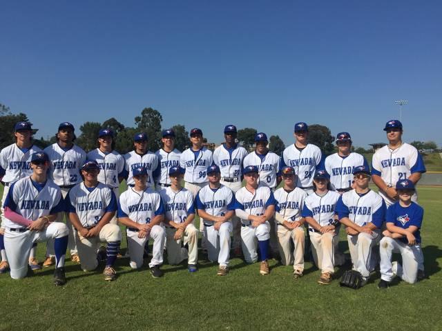 Nevada Jays Baseball - (Las Vegas, NV) - powered by LeagueLineup.com
