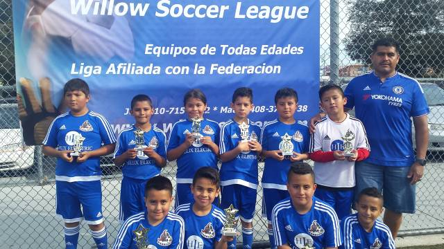 Warriors U9 Boys Silver Finalist