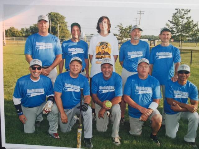 Summit County HOF Team Photo
