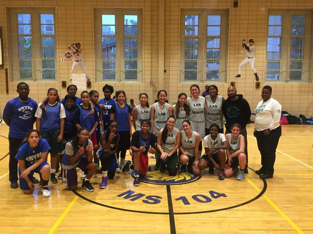 East New York Family Academy vs. Lab Museum United