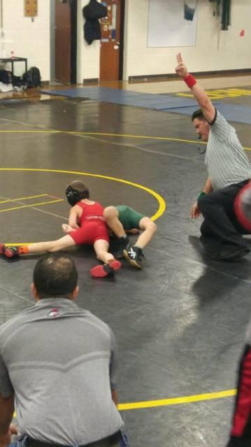 Vineland Wrestling Red and Grey for Life - (Vineland, NJ