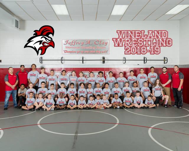 Vineland Wrestling Association