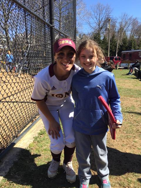 Kaitlyn M - Future Iona Player?